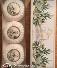 Olive Soaps - Pure olive oil for healthy skin Reston, 20191