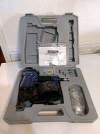 Central Pneumatic Coil Roofing Nailer Branson, 65616