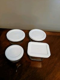 Glass dishes with lids Rock Hill, 29732