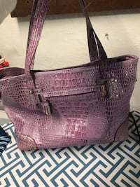 Jessica Simpson purple croc shoulder bag  Elgin, 60120