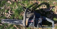 """Working CRAFTSMAN 16"""" Gasoline Chain Saw With Case Chapel Hill"""