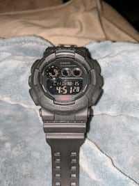 black Casio G-Shock digital watch Bellevue, 68123