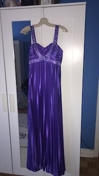Purple Prom Dress Vaughan, L4J 5X3