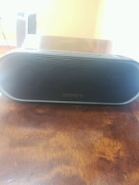 Sony bluetooth speaker Annandale, 22003