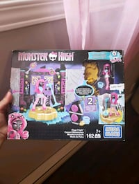 Monster High doll in box
