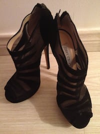 Jimmy Choo booties in good condition. Size 6.5.  New York, 11249