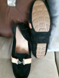 Ugg shoes size 10. Brand new . Suede.  Kitchener, N2P 2T6