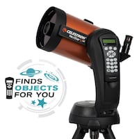 Celestron 11068 NexStar 6SE Computerized Telescope - new condition -  Reg: $1050