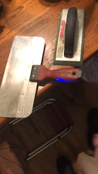 Expoxy grout float and marshalltown puddy knife Toronto, M5S 2J2