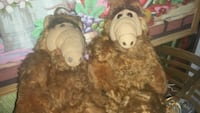 2 old Alf dolls cute big size Bridgeport, 06610