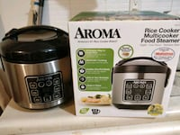 Aroma 8cup Multi Funtional Cooker Vaughan, L4J 6C6