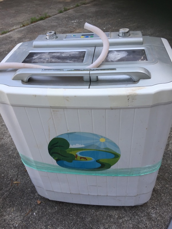 Portable Apartment Washer /Spin Dryer