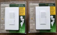 Lutron Diva Single Pole/3-Way CFL & LED Dimmer - White Vancouver, V6G 1V9
