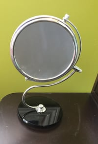 Double sided mirror, one is 7x magnifying Barrie, L4N