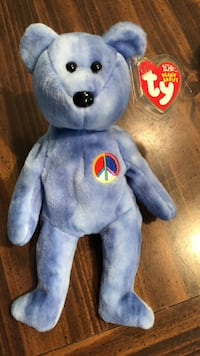 Very rare Ty bear excellent condition Macedonia, 44056