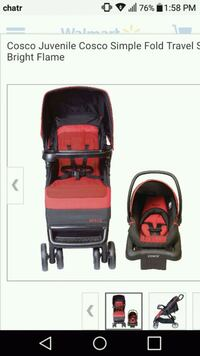 Stroller and Carseat Mississauga, L4T 4G5