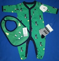 Newborn Baby Boy Bundle Brand New