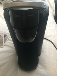 Keurig $30 used 2-3 times with box & manuals