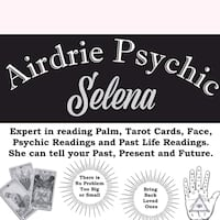 Psychic selena Airdrie, T4B 1R6