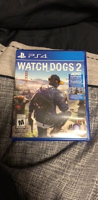Watch Dogs 2 (Ps4) St. Albert, T8N 4C1