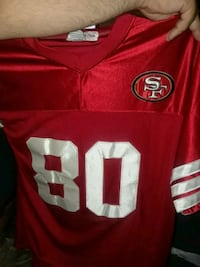 Jerry Rice Mitchell & Ness Authentic Throwback Warren, 44485