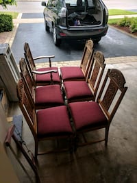 Antique chairs - great quality Toronto, M9C 1P7