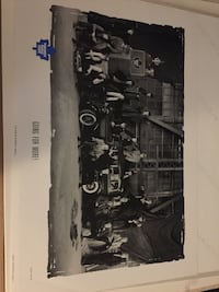 Toronto Maple Leafs limited edition numbered print