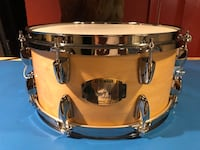 Like new rare Yamaha Steve Jordan snare drum 13x6.5 Castro Valley, 94546