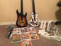Wii gaming system with accessories  Moorpark, 93021