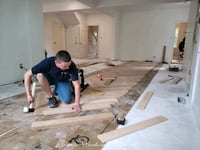 Hardwood Floor services  Knoxville