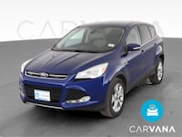 2013 Ford Escape suv SEL Sport Utility 4D Blue