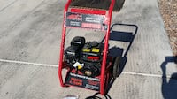 Apache Power Industrial Pressure Washer LASVEGAS