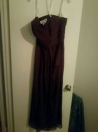 Plum dress new Stafford, 22556