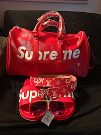 SUPREME SET Los Gatos