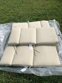 Three new pier one patio chair cushions. Florence, 39073