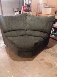 Used Green Corner Chair For Sale In Clarksville Letgo