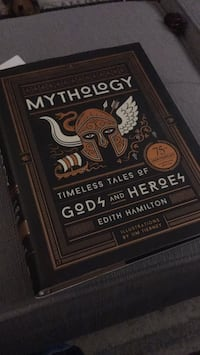 Mythology timeless tales of gods and heroes  Toronto, M8W 1P4