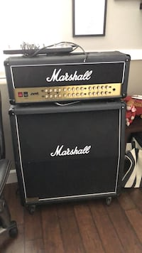 Marshall JVM410H and 1960 cabinet Henderson, 89012