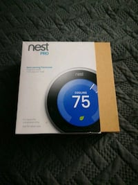Nest pro smart thermostat