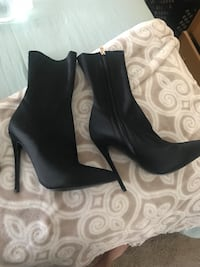 Black pointy boots  Fullerton, 92833