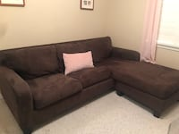 Sectional Queen size sleeper Sofa Tampa, 33647
