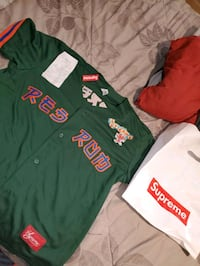 Supreme jersey with receipt