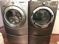 Washer and electric dryer  Pleasant Grove, 84062