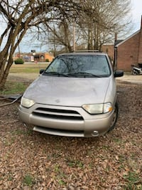 2001 Nissan Quest SE Burlington