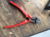 red and black bolt cutter Santa Rosa, 95401