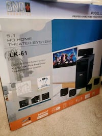 home theater brand new  Jessup, 20794