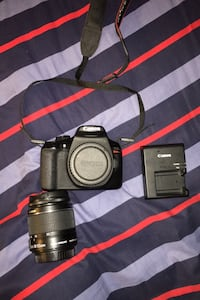 Canon rebel T6 with 18-55mm kit lens Gaithersburg, 20877
