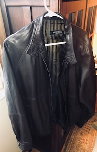 bruno magli italian leather jacket for men Casselberry