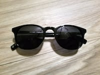 New Black Warby Parker Downing Polarized Sunglasses