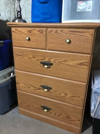 4 Drawer Dresser in Good Condition Tyngsboro, 01879